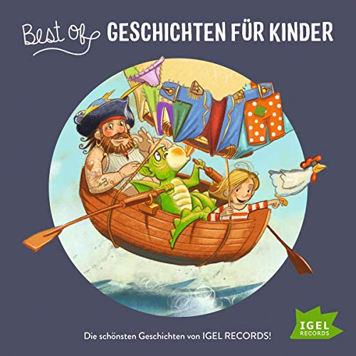 Best of Geschichten für Kinder audiobook cover art