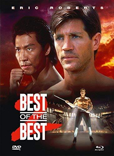 Best of the Best 2 - Der Unbesiegbare - Limited Mediabook Cover A - DVD - Blu-ray
