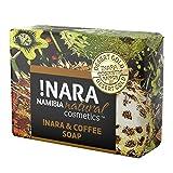 !Nara Bio Naturkosmetik Seife mit Kaffee & Zimt 80g milde öl-Seife zur täglichen Gesichtspflege...