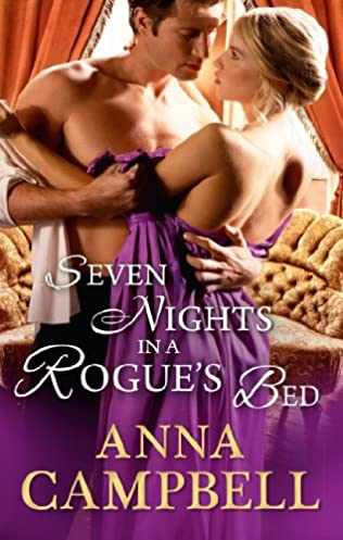 book cover of Seven Nights in a Rogue\'s Bed
