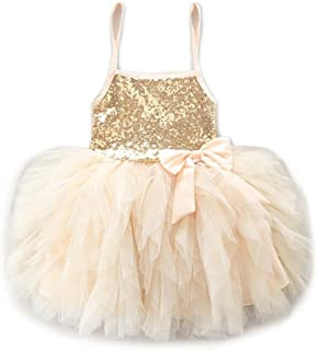 dc29e47022 Amazon.ca: Gold - Dresses / Girls: Clothing & Accessories