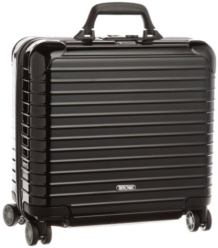 Review Rimowa Salsa Deluxe Business Multiwheel 830.40.50.4 black