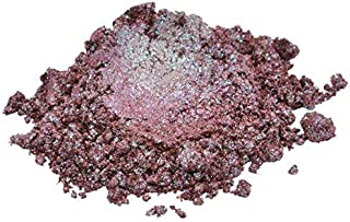 Chameleon/Pink / Dark Red/Plum Luxury Mica Colorant Pigment Powder by H&B Oils Center Cosmetic Grade Glitter Eyeshadow Effects for Soap Candle Nail Polish 1 oz