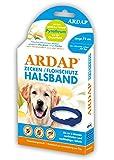 ARDAP Zecken- und Flohschutzhalsband für große Hunde ab 25 kg