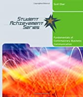 Fundamentals of Contemporary Business Communication (Student Achievement)