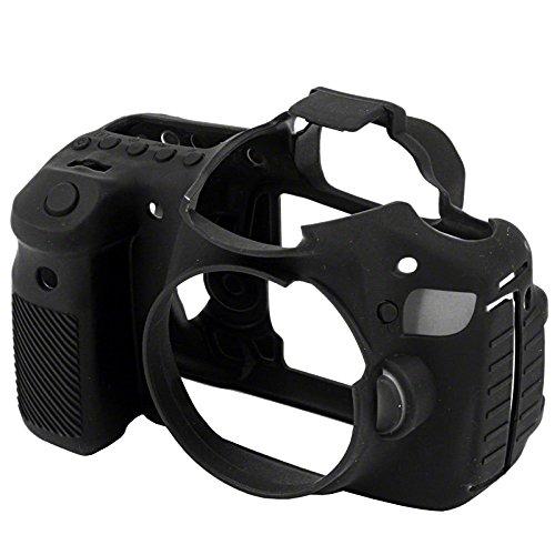 Walimex Pro Easy Cover - Funda para Canon 60D, Negro