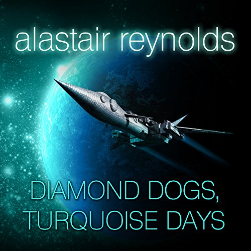 Diamond Dogs, Turquoise Days cover art
