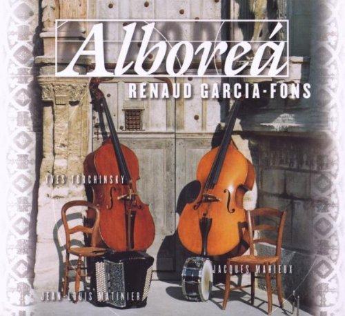 Alborea Import edition by Garcia-Fons, Renaud (2005) Audio CD