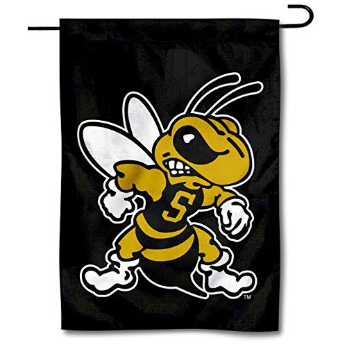 College Flags & Banners Co. West Virginia State Yellow Jackets Garden Flag