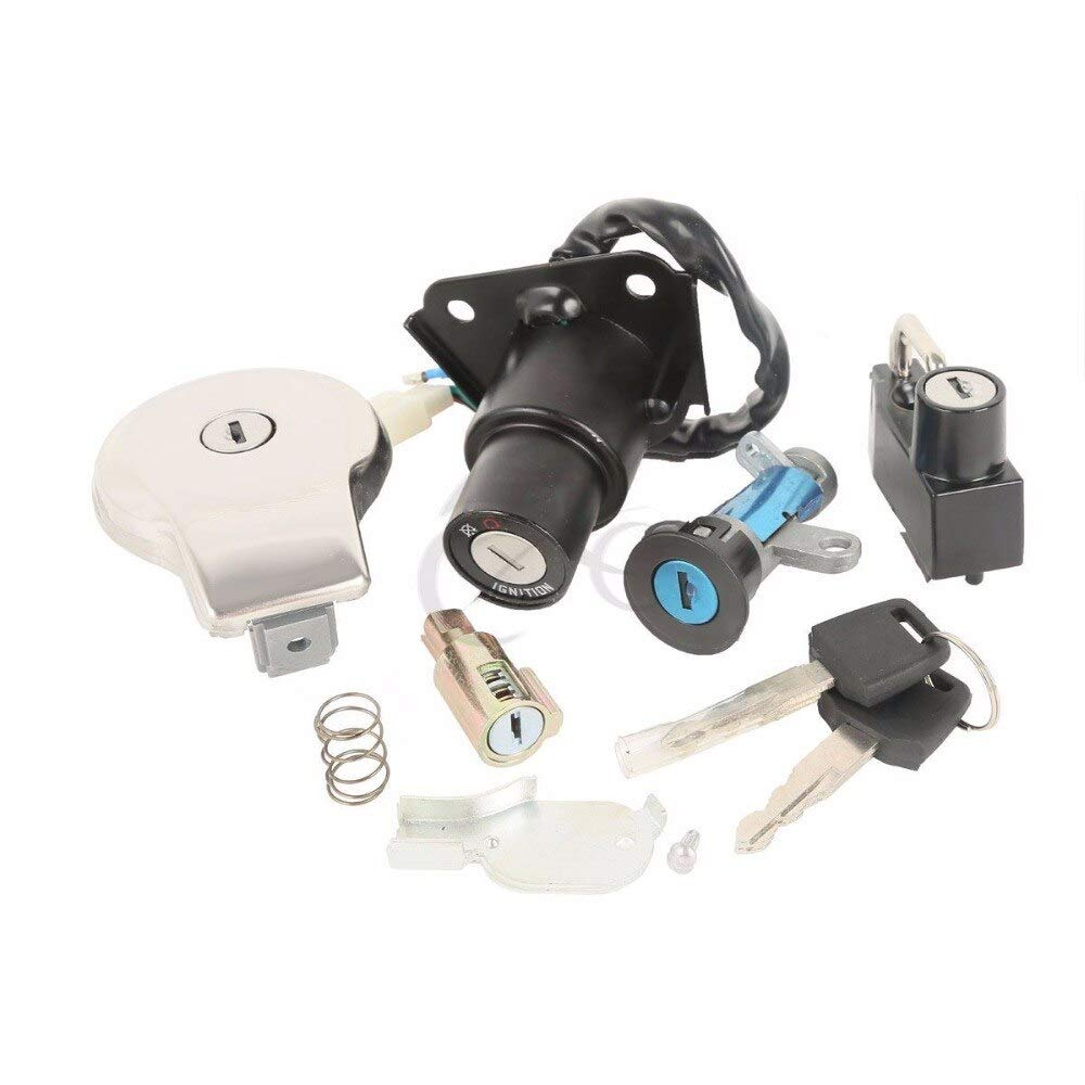 Replacement Part Cheap super special price for Fuel Gas Cap Switch Set Ignition Y Max 79% OFF Lock