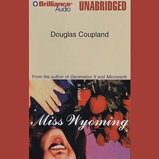 Miss Wyoming audiobook cover art