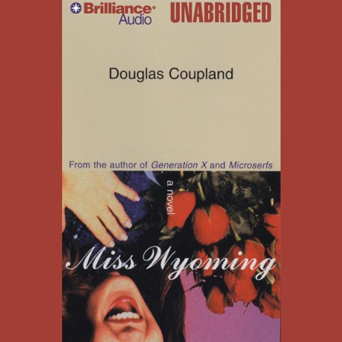 Miss Wyoming audiobook cover art