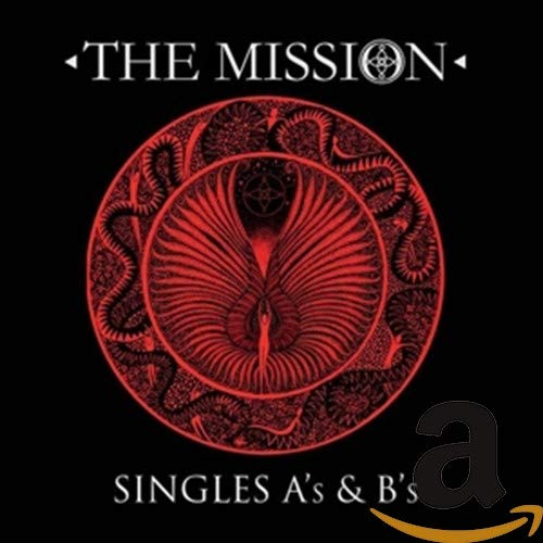 Mission,the: Singles (Audio CD (Standard Version))