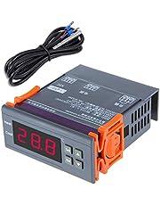 KKmoon 200 ~ 240V digitale temperatuurregelaar thermokoppel -40 ℃ ~ 120 ℃ thermostaat