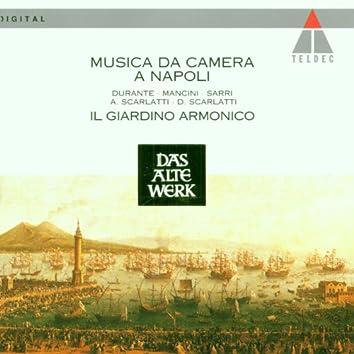 Musica da camera a Napoli