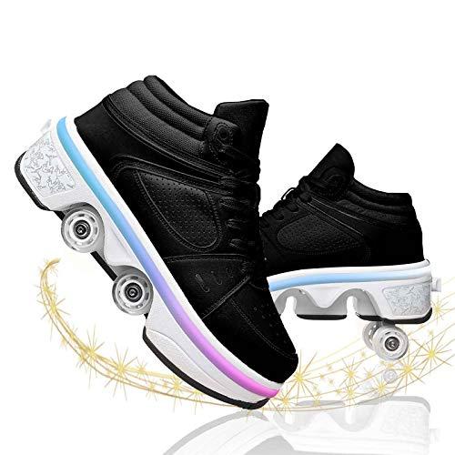Schuhe mit Rollen 2 in 1...