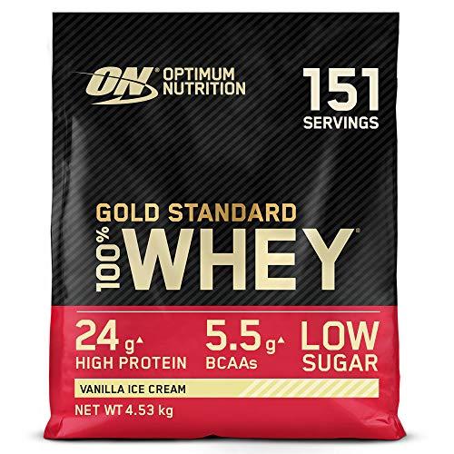 El embalaje puede variar; imagen actualizada, la misma calidad La proteína en polvo de suero de leche instantánea número 1 en ventas durante más de 20 años, adecuado para aquellos que buscan una ayuda antes, durante y después de entrenar Proteína de ...