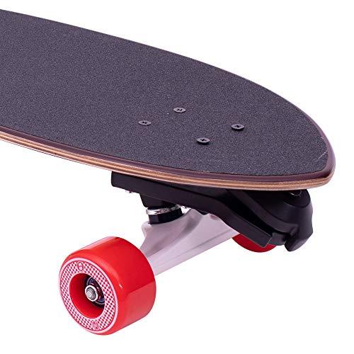 Z-Flex Skateboard - Surf-a-gogo Surfskate Fish
