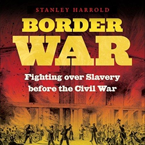 Border War audiobook cover art