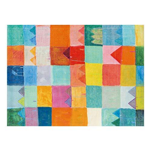 Wash+Dry Tapis, Surface en Polyamide, Coloré, 170 x 240 cm