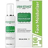 UrbanBotanics® Oil Free Moisturizer For Face - Mattyfying Light Moisturiser Face Cream For