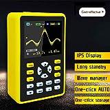 ARCELI 5012H Schermo LCD da 2,4 Pollici Mini oscilloscopio Digitale Portatile con Larghezza di Banda 100 MHz e frequenza di campionamento 500MS / s