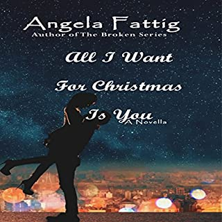 All I Want for Christmas Is You audiobook cover art