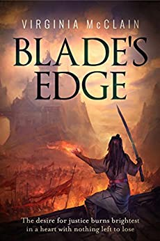 Blade's Edge (Chronicles of Gensokai Book 1) by [Virginia McClain]