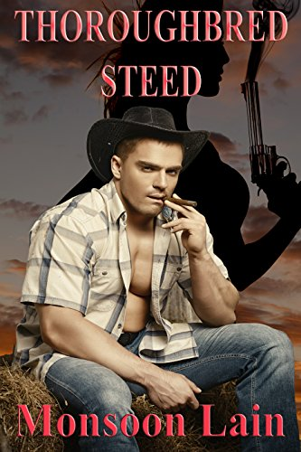 THOROUGHBRED STEED: A collection of lurid, sensual Western fiction. (English Edition)
