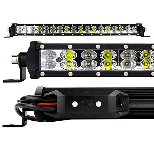 XKGLOW XK-BAR-20 Multi-Color 20' RGBW LED Light Bars, XKChrome Smartphone App