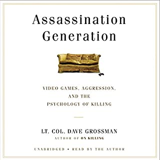 Assassination Generation audiobook cover art
