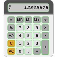 Calculatrice Facile Calcul des pourcentages Fonctions de la mémoire La fonction de k Il fonctionne comme une calculatrice Casio classique
