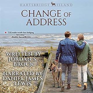Change of Address audiobook cover art