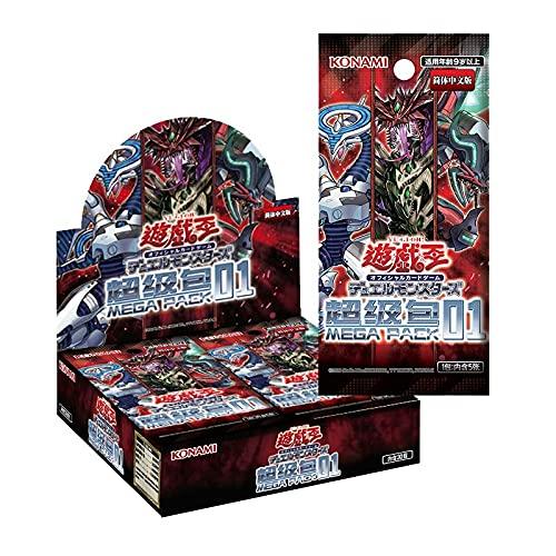 【簡体中国版】怪兽之决斗 超级包01 メガパック MEGAPACK01