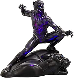 LM Treasures Black Panther Life Size Statue Marvel