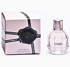 Viktor & Rolf Flowerbomb Eau De Parfum ~ Travel Size Splash Top Mini ~ 0.24 fl oz