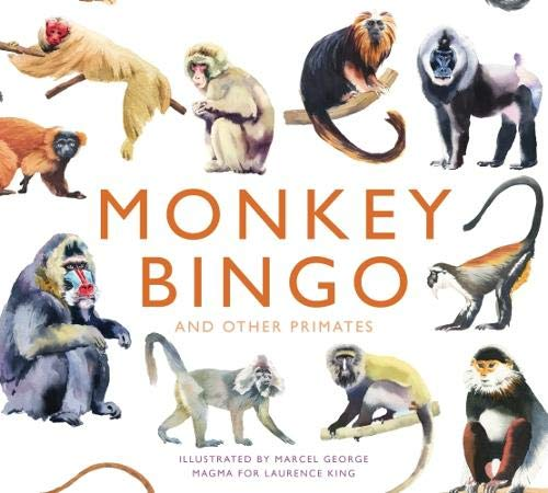 Monkey Bingo: And Other Primates (Magma for Laurence King, Band 5)
