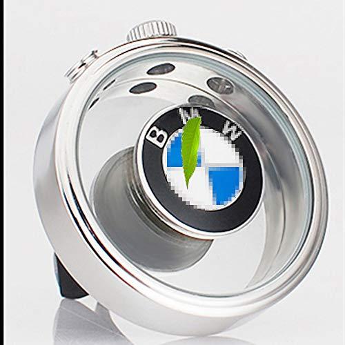 J.MOSUYA Auto Logo Duft Lufterfrischer Outlet Clip Parfüm Luft Lufterfrischer Diffusor mit Geschenkbox, B