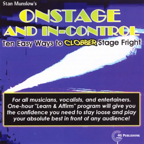 Onstage and In-Control cover art