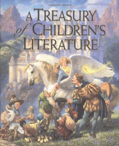 Compare Textbook Prices for A Treasury of Children's Literature  ISBN 9780395533499 by Eisen, Armand