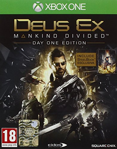 Deus Ex: Mankind Divided - Esclusiva Amazon - Xbox One