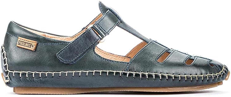 Pikolenos Pikolenos Pikolenos Leather Flat Sandals Jerez 578  många överraskningar
