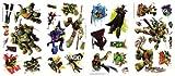 RoomMates 539018 - Adhesivos Decorativos para Pared (Vinilo, Reutilizables), diseño de Tortugas Ninjas