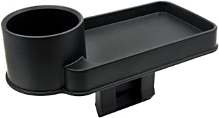Autofurnish Car Holder Cup Seat Multi Drink Food Cup Tray Stand Organizer
