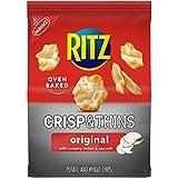 RITZ Crisp and Thins Original with Creamy Onion and Sea Salt, 7.1 oz