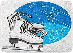 Türschild Dekoschild « Figure Skating » Eiskunstlauf