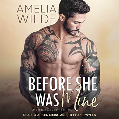 Before She Was Mine audiobook cover art