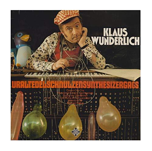 Uraltedelschnulzensynthesizergags / Vinyl record [Vinyl-LP]
