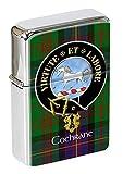 Cochrane Clan Escocés Mechero con Tapa