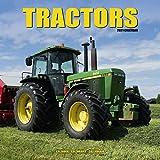 Farm Tractor Calendar- Classic Tractor Calendar - Antique Tractor Calendar - Calendars 2020 - 2021 Wall Calendars - John Deere Calendar - Tractors 16 Month Wall Calendar by Avonside